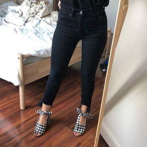 Rag & Bone Skinny Jeans with details size 23